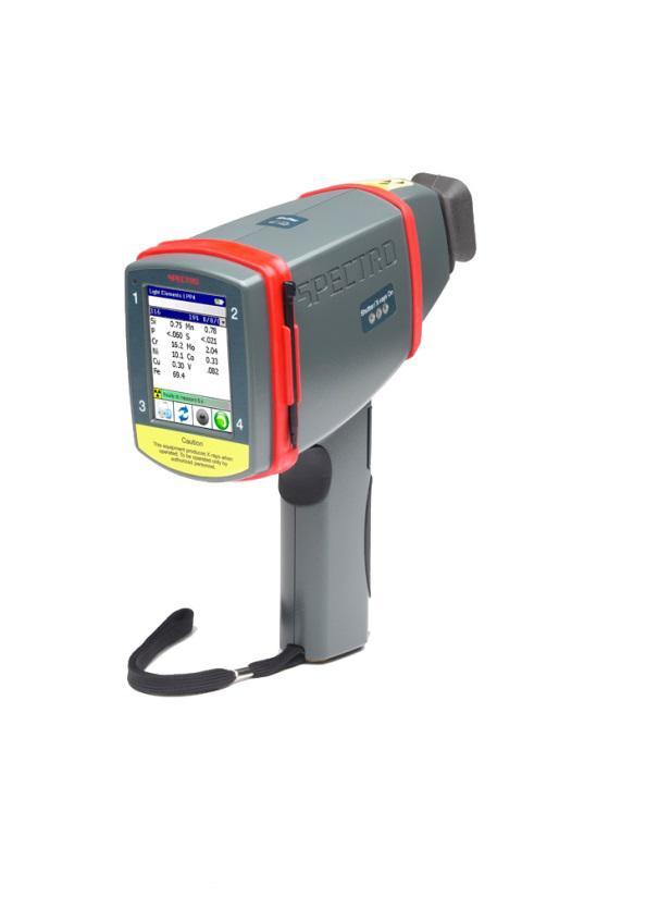 斯派克手持式光谱仪