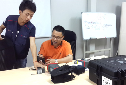 广州手持式光谱仪成功案例