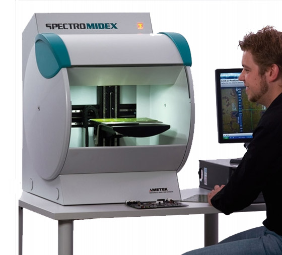 SPECTRO MIDEX小焦点X射线荧光光谱仪应用范围
