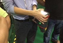 东莞某模具钢企业手持式光谱仪成功案例