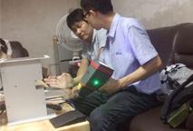 东莞某热处理公司在手持式光谱仪应用的成功案例