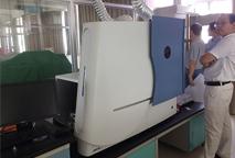 广东某环监站成功安装斯派克ICP光谱分析仪案例
