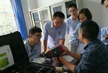 广东XXX流体技术有限公司购买手持式分析仪成功案例