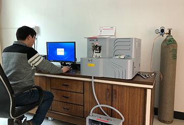 陆丰XX锌制品有限公司直读光谱仪成功案例