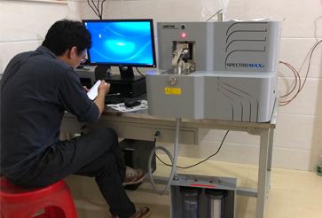 锌合金用户购买直读光谱仪成功案例