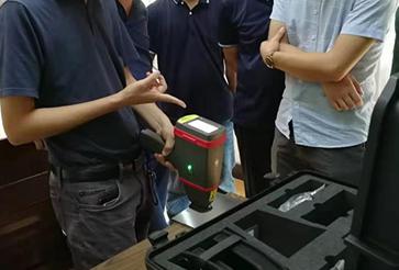 模具钢材公司手持式光谱仪成功案例