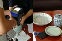 手持式光谱仪在古董应用案例