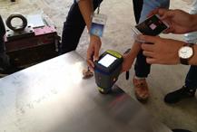 手持式分析仪在汽车零部件企业中的应用