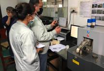 金属分析光谱仪维护案例