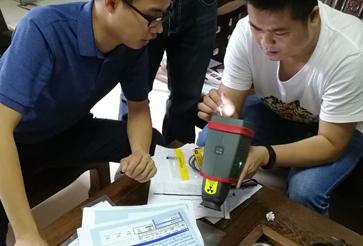 德国斯派克手持式合金光谱仪在机械设备行业的应用案例