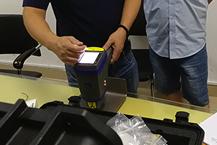 电器企业手持式光谱仪成功案例