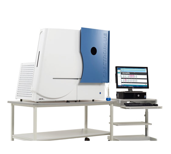 德国斯派克等离子体发射ICP光谱仪 ICP光谱分析仪 SPECTRO BLUE