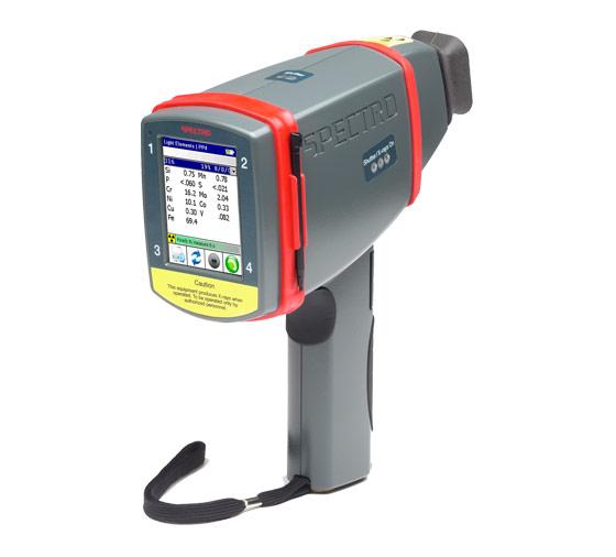 德国斯派克手持式光谱仪 手持式xrf合金分析仪 手持式金属材料分析仪 SPECTRO xSORT