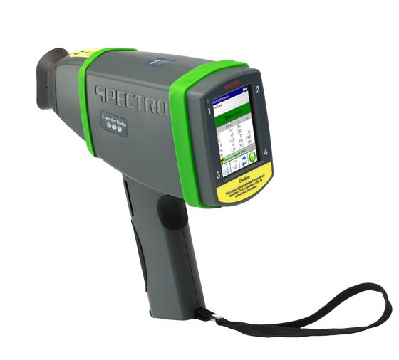 德国斯派克手持式X射线荧光光谱仪 手持式RoHS分析仪(EDXRF)SPECTRO xSORT