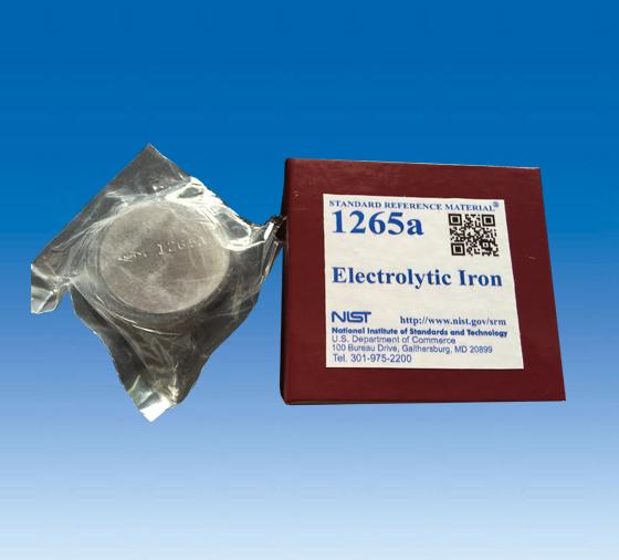 进口美国国家标准与技术研究所铁合金光谱标样 SRM 1265a