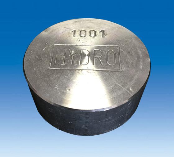 进口德国海德鲁铝合金光谱标样V 1001