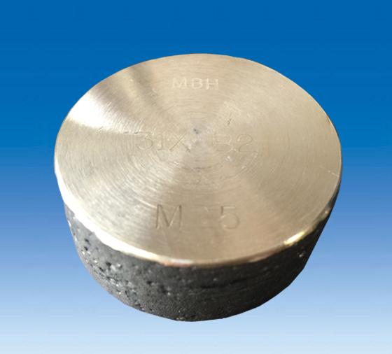 进口英国MBH铜合金光谱标样 31X B2M标样