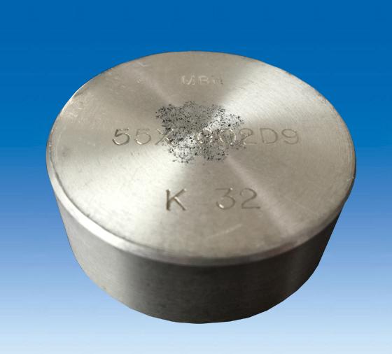 进口英国MBH铝合金光谱标样 55X G02D 9K标样