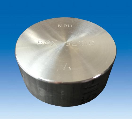 进口英国MBH铝合金光谱标样 56X G2618A标样