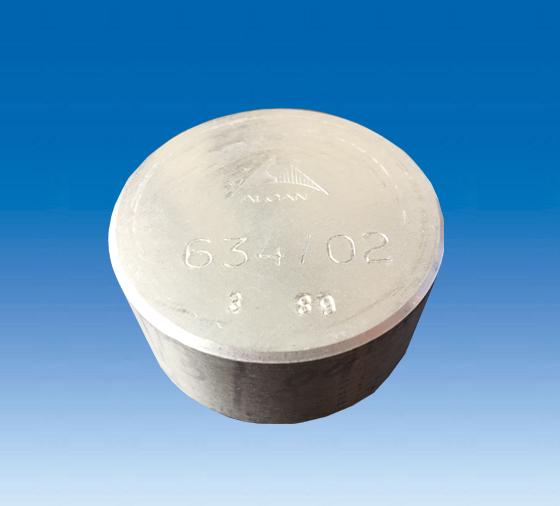 进口瑞士铝业铝合金光谱标样 AL 634/02标样