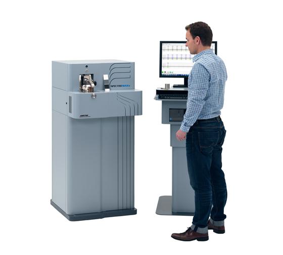 德国斯派克落地式腾博官网诚信本专业 金属光谱分析仪 SPECTRO MAXx