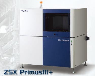 日本理学波长色散X射线荧光光谱仪 ZSX Primus III+