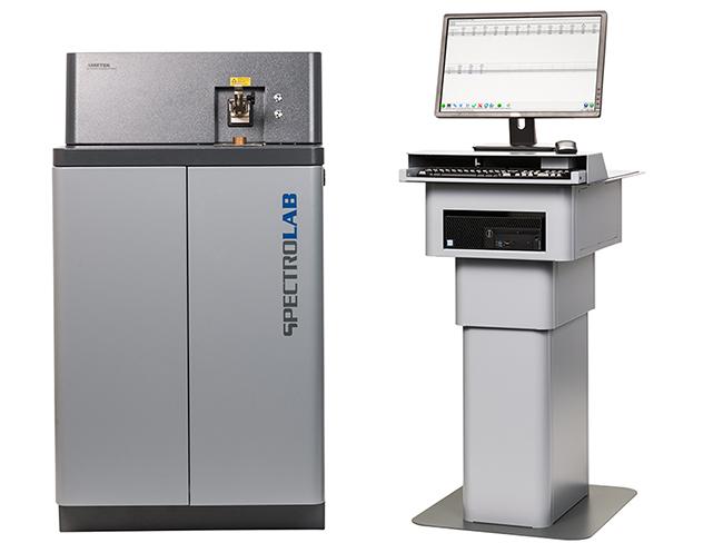 德国斯派克直读光谱仪SPECTROLAB S – 高端金属分析真正意义上的革命