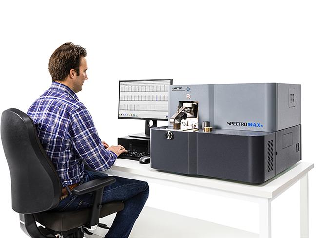 【新品】德国斯派克(iCAL2.0技术)火花直读光谱仪 台式直读光谱仪 SPECTROMAXx 08