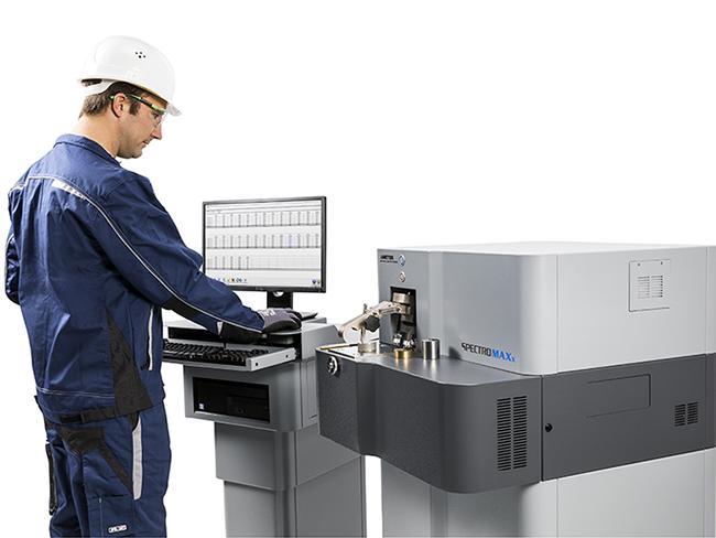 【新品】德国斯派克(iCAL2.0技术)火花直读光谱仪 落地式直读光谱仪 SPECTROMAXx 08