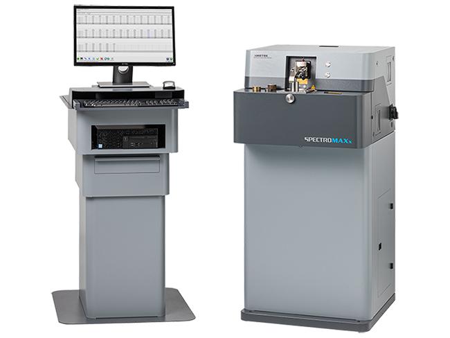 德国斯派克落地式直读光谱仪 电弧/火花OES金属分析仪 SPECTROMAXx 09