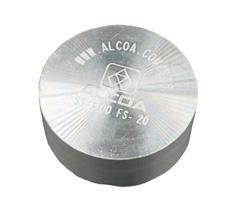 美国铝业2系纯铝标样 铝合金标样