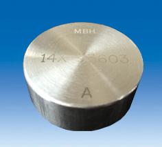 进口英国MBH铁合金光谱标样 14X 93603标样