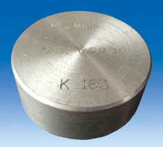 进口英国MBH标样 铝合金光谱标样 55X G02D 6K 50mm标样