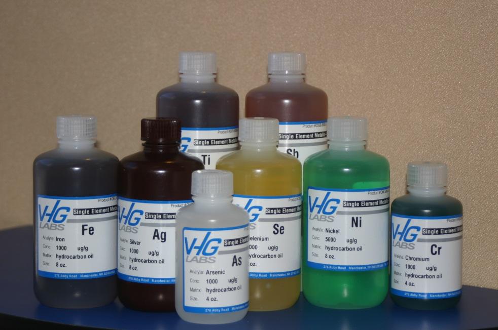 单元素ICP油标标样